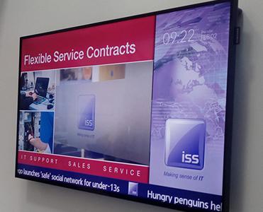 ISS Digital Signage